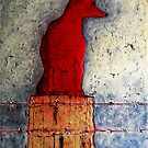 "Red Dog Day by Belinda ""BillyLee"" NYE (Printmaker)"