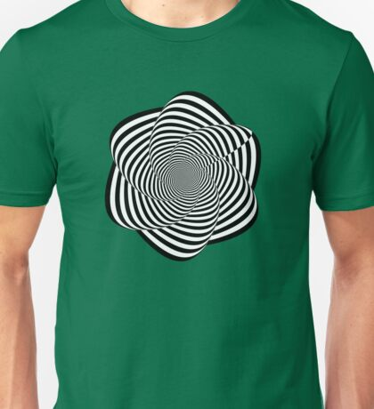 Spirally contrasty thingy thing T-Shirt