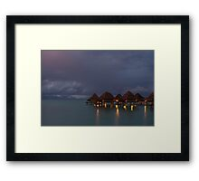Ambience Framed Print