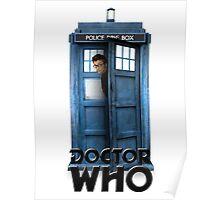 David Tennant Poster Poster