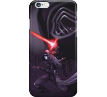 Kylo Ren The Force Awakens iPhone Case/Skin