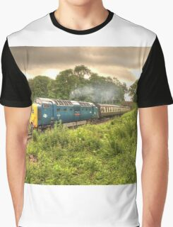 Deltic in Somerset Graphic T-Shirt