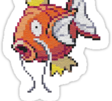 You Mad ...gikarp Bro? Sticker