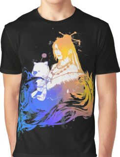 Lulu Final Fantasy Graphic T-Shirt