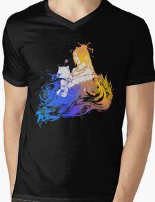 Lulu Final Fantasy Mens V-Neck T-Shirt