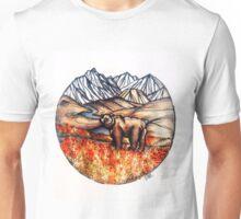 Denali wilderness Unisex T-Shirt