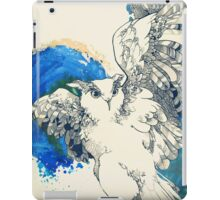Family of owls iPad Case/Skin