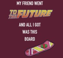 Future Gifts: Hoverboard by David Halford