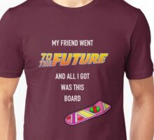 Future Gifts: Hoverboard Unisex T-Shirt