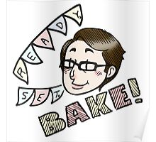 Sue Says Bake! Poster