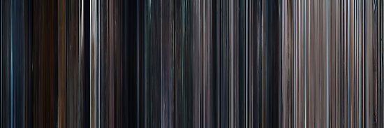 Moviebarcode: The Avengers (2012) by moviebarcode