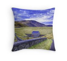 Turret  Res Throw Pillow