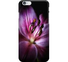 Lily of the Night iPhone Case/Skin