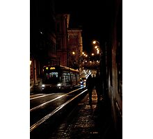 Electric Trolley Photographic Print