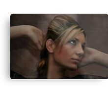 """"""" All I have to do is dream """" Metal Print"""
