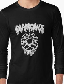 super cool diamonds tee  Long Sleeve T-Shirt
