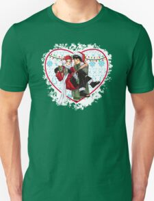 Lee and Gaara Holiday T-Shirt