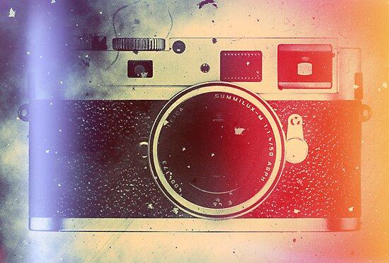 Leica tribute by Jean-François Dupuis