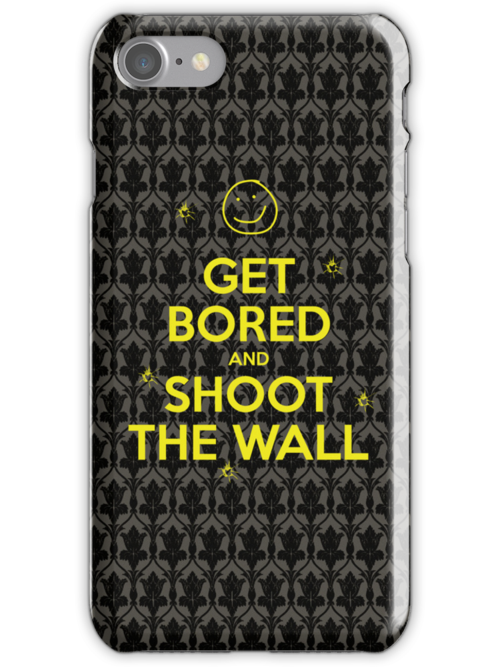 Get Bored & Shoot the Wall by Jake Driscoll