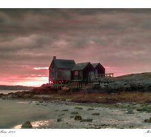 Morning Shacks by Richard Bean