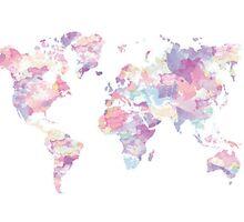 Continents by palegrungelouis