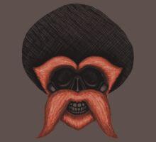 Stack's Skull Sunday No. 11 (Yosemite Sam) Baby Tee