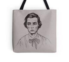 Buster Keaton Johnny Gray shirt version 2 Tote Bag