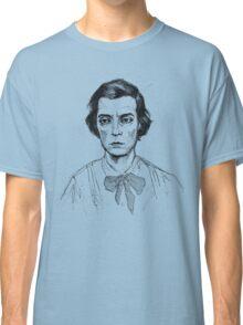 Buster Keaton Johnny Gray shirt version 2 Classic T-Shirt