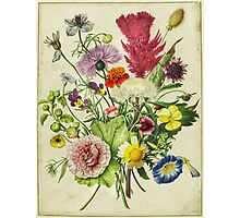 Bouquet of flowers, 1680 Photographic Print
