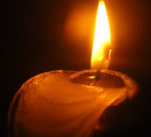Candle Light by sigriff
