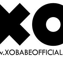 XO BABE OFFICIAL LARGE WEB BLACK by xobabeofficial