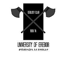 University of Erebor Photographic Print