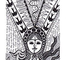babushka 3 by Rita Summers