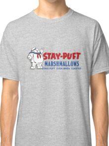 Stay Puft Branding Classic T-Shirt