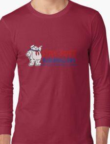 Stay Puft Branding Long Sleeve T-Shirt