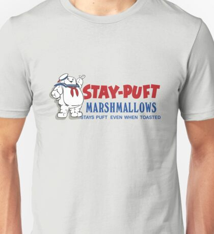 Stay Puft Branding Unisex T-Shirt