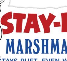 Stay Puft Branding Sticker