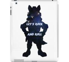Starfox | Let's Rock and Roll iPad Case/Skin