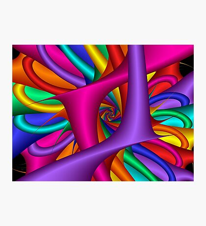 Magical Mystery Photographic Print