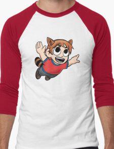 Tanuki Scott Men's Baseball ¾ T-Shirt