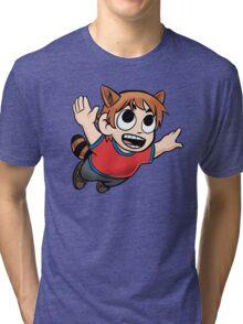 Tanuki Scott Tri-blend T-Shirt