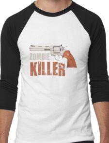 zombie killer Men's Baseball ¾ T-Shirt
