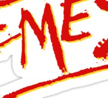 Nemesis (Old Logo) Sticker