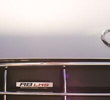 R8 LMS by Ryan Leatzaw