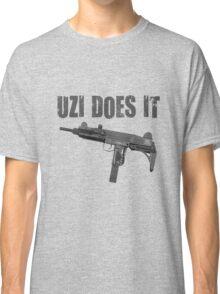 uzi does it Classic T-Shirt