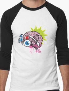 BRAIN-D! Men's Baseball ¾ T-Shirt