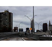 City Lines Photographic Print