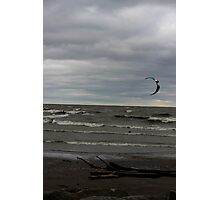Wherever the Wind Takes Me Photographic Print