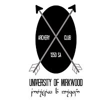 University of Mirkwood Photographic Print