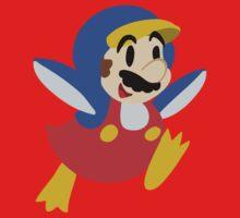 Little Penguin Mario Kids Clothes